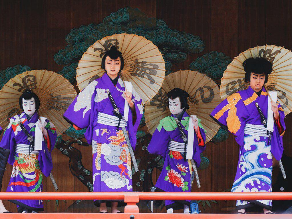 Traditionen in Japan, sie bewahren und sie weiterentwickeln