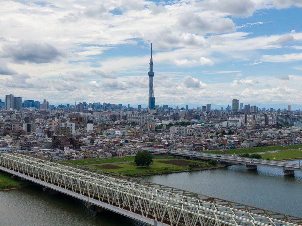 Drohne fliegen in Japan